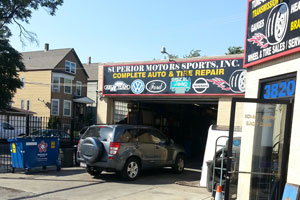 Superior MotorSports, Inc. - Auto Repair & Auto Maintenance in Chicago, IL